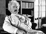 馬克·吐溫(Mark Twain)攝於1906年