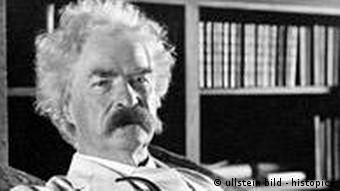 USA Schriftsteller Mark Twain