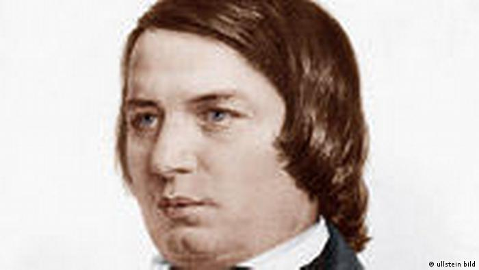 Deutschland Musik Geschichte Komponist Robert Schumann