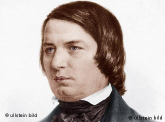 The composer Robert Schumann