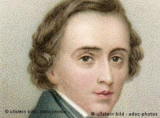 Ein Portrait von Frédéric Chopin