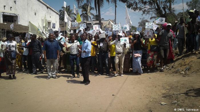 Mosambik Parteien Kampagnen Wahlen