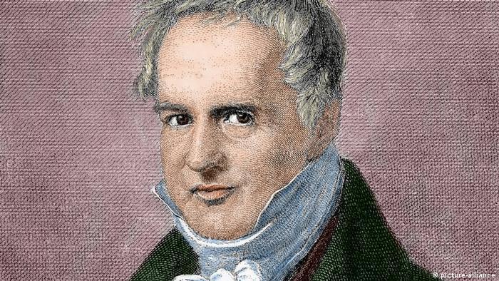 Alexander von Humboldt (1769-1859) (picture-alliance)