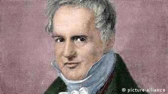 Alexander von Humboldt (1769-1859) (picture-alliance)