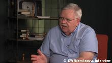Nemtsova. Interview mit John Tefft, amerikanischer Diplomat