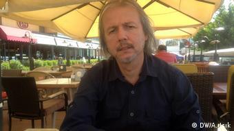 Ankara - İlhan Uzgel, Akademiker (DW/A. Işık)