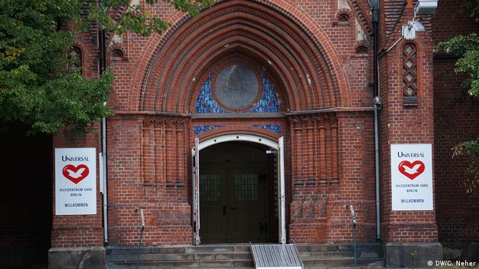 Sede alemã da Igreja Universal do Reino de Deus em Berlim
