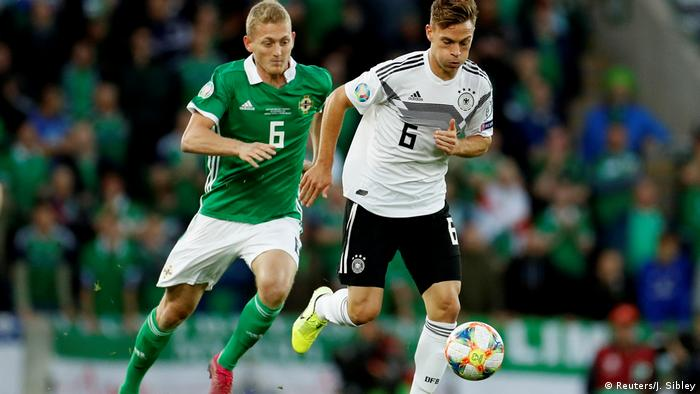 There's still a chance Northern Ireland could make it ahead of Germany