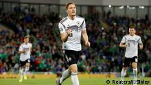Euro 2020 Qualifikation - Nordirland vs Deutschland 0:1