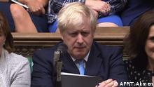 UK Brexit | Boris Johnson