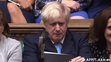UK Brexit | Boris Johnson