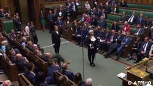 UK Brexit | Parlament wird vertagt