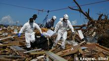Bahamas Bergung von Toten nach Hurrikan Dorian