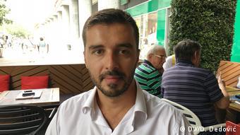 Savo Manojlović (DW/D. Dedović)