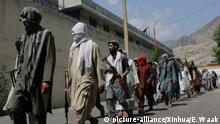 Afghanistan Kapitulation von Taliban und IS