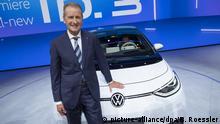 IAA Frankfurt VW ID.3