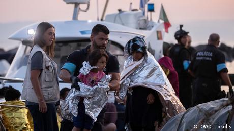 Προσφυγικό: Γερμανικές πιέσεις για επίσπευση επαναπροωθήσεων