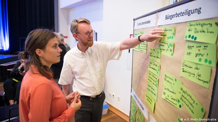 Bürgerrat Demokratie - Regionalkonferenz Gütersloh