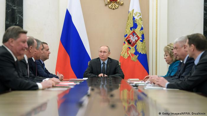 Wladimir Putin (Getty Images/AFP/A. Druzhinin)
