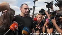 Russland und Ukraine beginnen großen Gefangenenaustausch