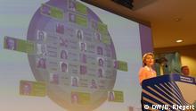 Ursula von der Leyen stellt neue EU-Kommission vor