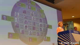 Урсула фон дер Ляєн застерегла своїх майбутніх підлеглих, що вони мають працювати в інтересах усього ЄС