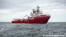 «OceanViking» nach Marseille zurückgekehrt