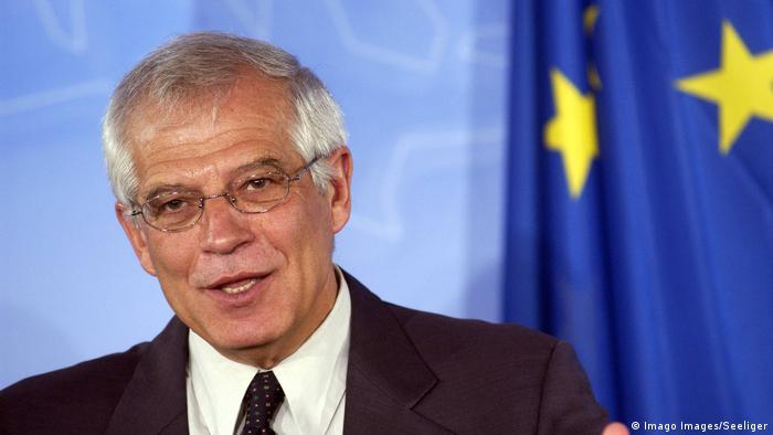 Joseph Borrell (Imago Images/Seeliger)