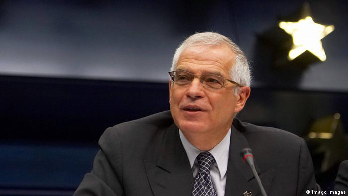Глава європейської дипломатії Жозеп Боррель