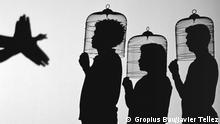 Gropius Bau Gruppenausstellung Durch Mauern gehen