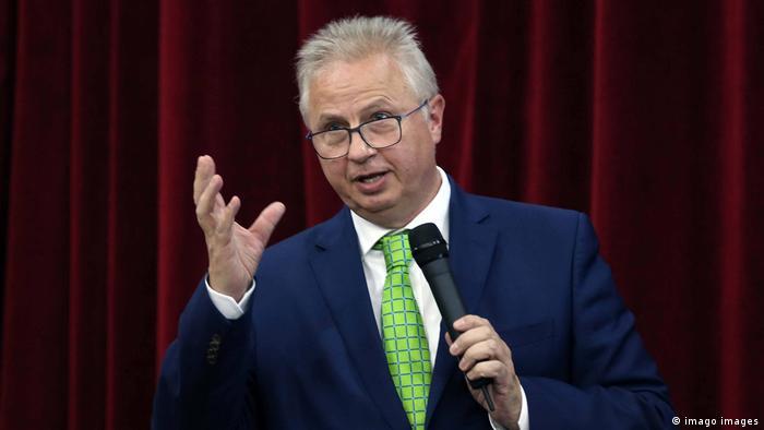Угорець Ласло Трочані є кандидатом на посаду єврокомісара з політики сусідства