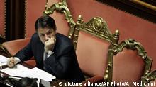 Italien | Parlament | Giuseppe Conte