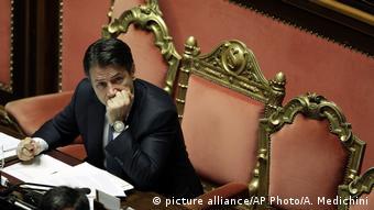 Στασιμότητα της ιταλικής οικονομίας βλέπει για φέτος το ΔΝΤ.