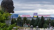 Russland - Single Voting Day in Ulan-Ude