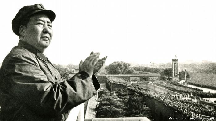 Mao Tse-tung 1969 (picture-alliance/akg-images)