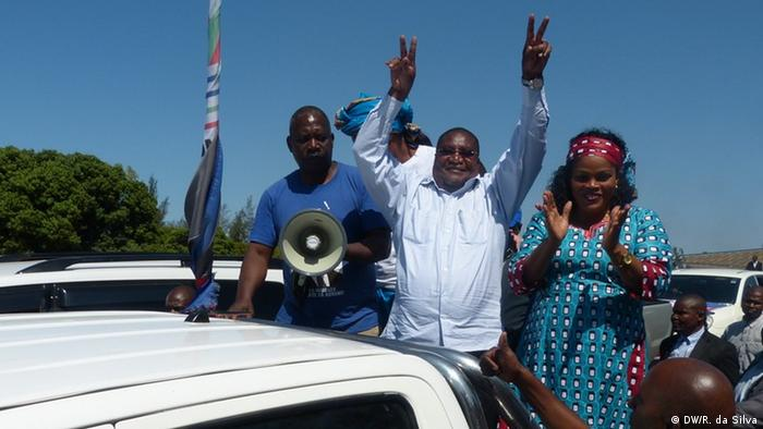 Ossufo Momade, Renamo, Mosambik