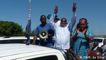 Ossufo Momade, Renamo, Mosambik (DW/R. da Silva)