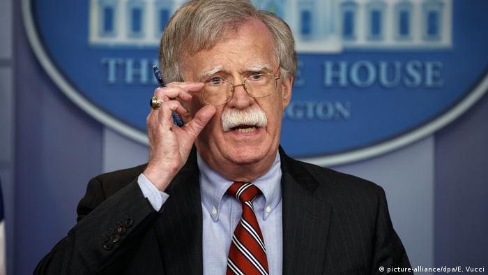John Bolton (picture-alliance/dpa/E. Vucci)