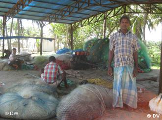Fishermen in Tamil Nadu and Sri Lanka are worried about their livelihoods