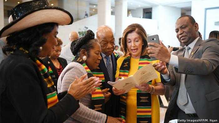 USA Congressional Black Caucus Gedenkzeremonie (Getty Images/AFP/M. Ngan)