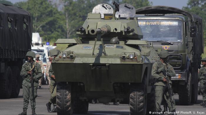 Venezuela Militärübungen