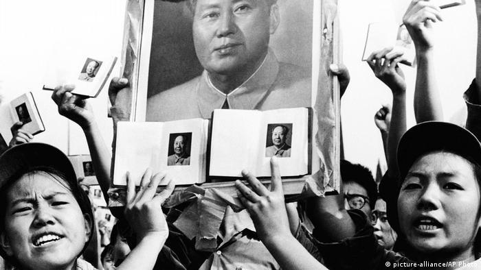 03 - 60 Jahre China im Umbruch | Die Kulturrevolution (picture-alliance/AP Photo)