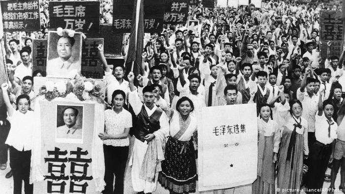 02 - 60 Jahre China im Umbruch | Die Kulturrevolution (picture-alliance/AP Photo)