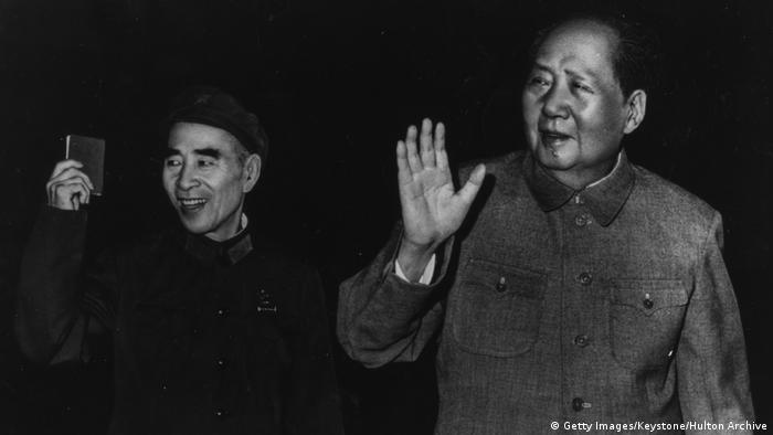 05 - 60 Jahre China im Umbruch | Die Kulturrevolution | Lin Biao (Getty Images/Keystone/Hulton Archive)