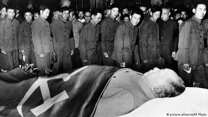 09 - 60 Jahre China im Umbruch | Die Kulturrevolution | Maos Tod (picture-alliance/AP Photo)