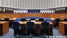 Frankreich Europäischer Gerichtshof für Menschenrechte in Straßburg