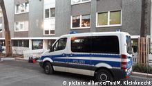 Deutschland Hamburg Razzien wegen Terror-Verdachts