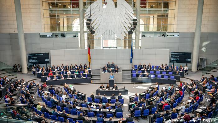 Бундестаг ухвалив поправки, які прибирають перепони для Північного потоку-2