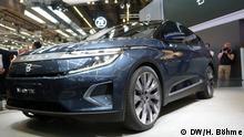 Frankfurt IAA 2019 M-Byte von E-Autohersteller Byton