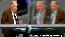 Bundestag - Generaldebatte | Alexander Gauland